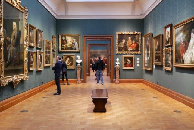 英國國家美術館