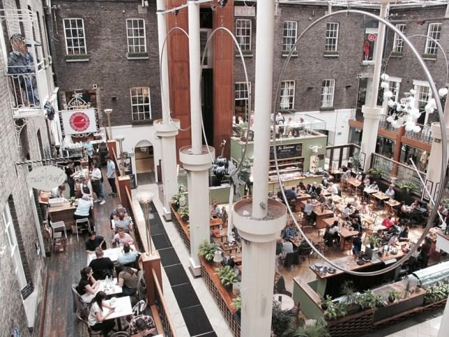 都柏林購物