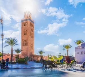 摩洛哥旅遊