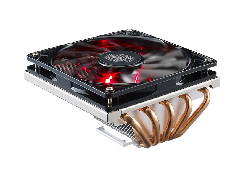 奪目紅光 纖巧機體 Cooler Master GeminII M5 LED 功能超絕提升