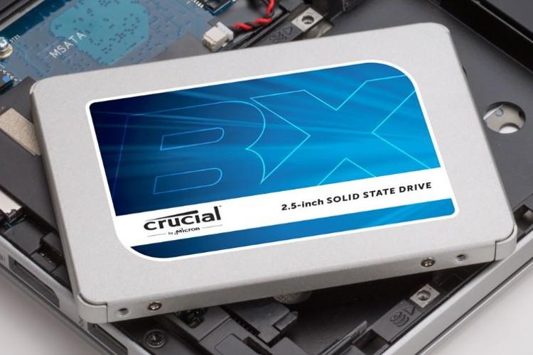 Crucial 推出 BX300 SSD, 採用 MLC NAND