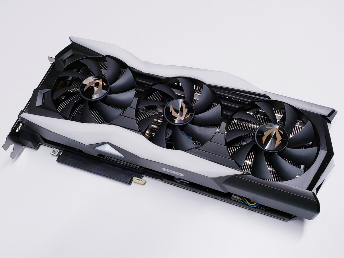 ZOTAC GAMING GeForce RTX 2080 Ti AMP Extreme Core (11GB GDDR6) 顯示卡評測