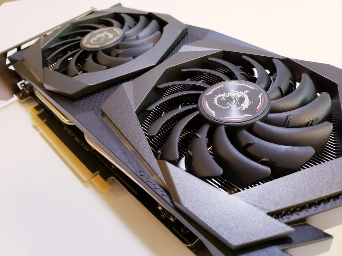 MSI GeForce GTX 1660 Gaming X (6GB GDDR5) 顯示卡評測