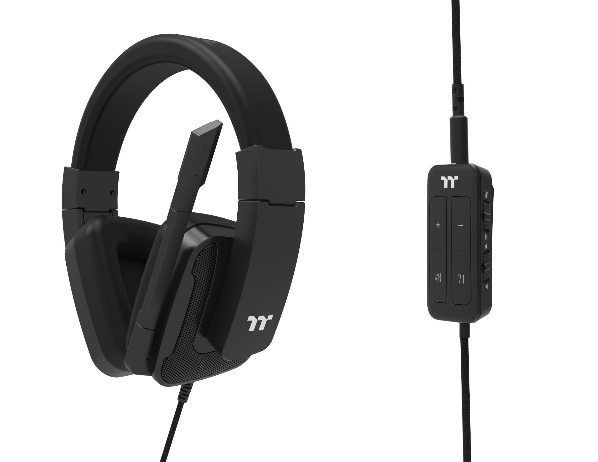 曜越Shock XT 7.1電競耳機