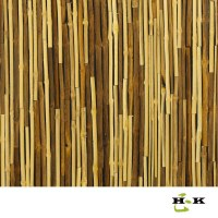 Decorative Bamboo Interior Wall Panels