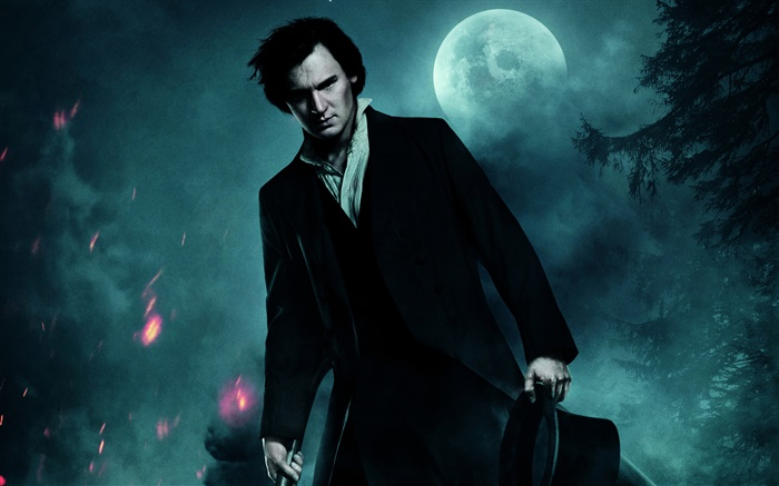 亞伯拉罕·林肯:吸血鬼獵人 高清桌布 | 電影 | 電腦桌布預覽 | HK.HDWALL365.com