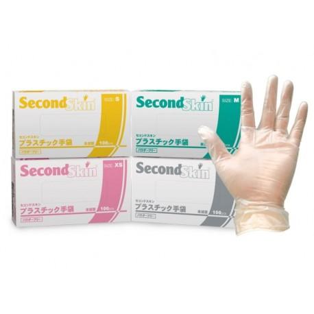 Medicom Second Skin PVC 檢查手套 - 康怡網上商店
