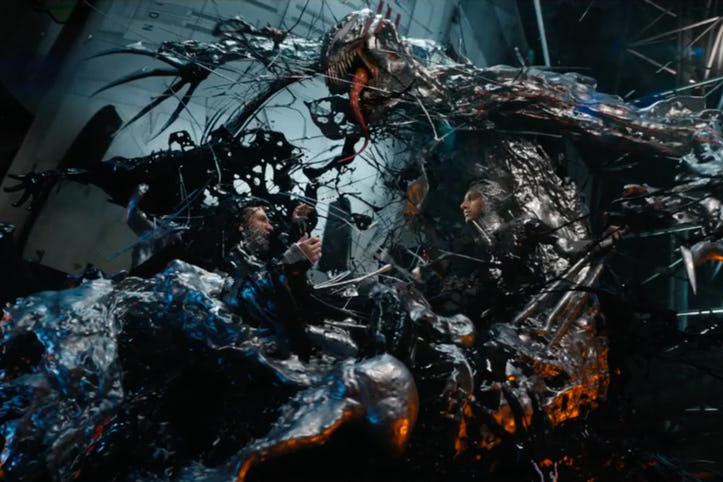 群魔亂舞-《Venom》電影將重點揭示共生體家族   HYPEBEAST