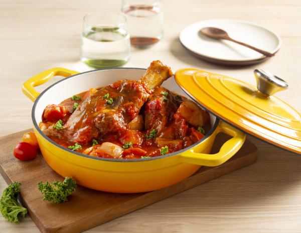 蕃茄時蔬燉羊膝 | 美味食譜 | 李錦記香港 | HONG KONG