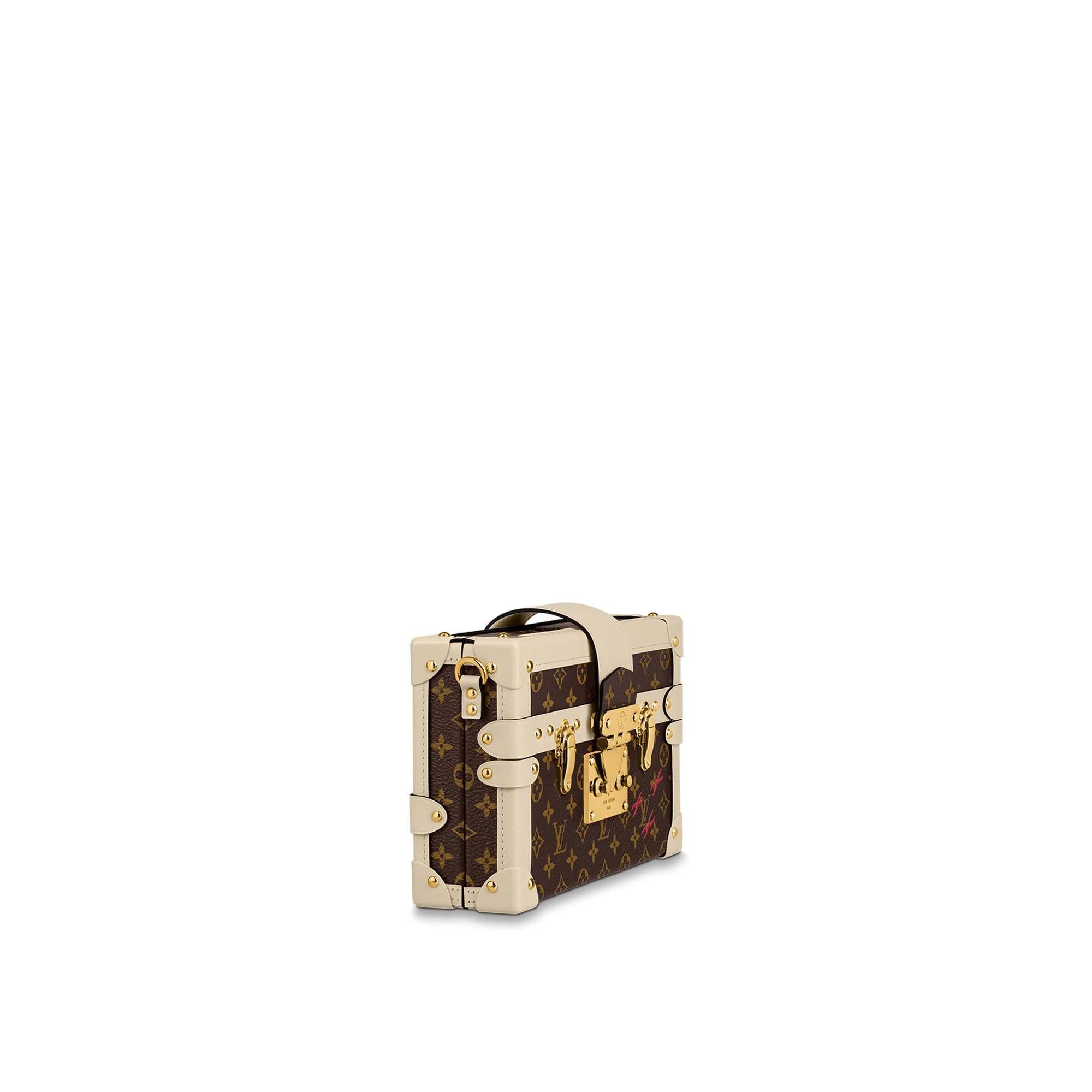 Petite Malle Monogram 帆布 - 時尚手袋 | LOUIS VUITTON