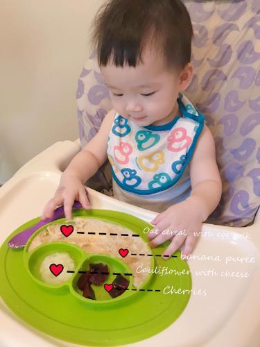 奶油寶寶4-8個月詳盡加固食材及時間表|奶油阿娘與寶寶