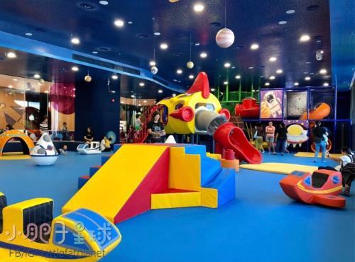 【親子好去處】屯門首個免費室內兒童遊戲室開咗啦! 小肥子星球