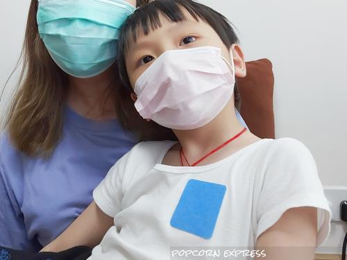 踢走口罩侷促感!尚護健抗菌鼻舒貼|popcorn