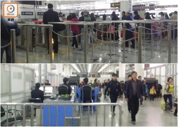 深圳加強打擊水客 增海關e通道專檢查港人|即時新聞|大陸|on.cc東網