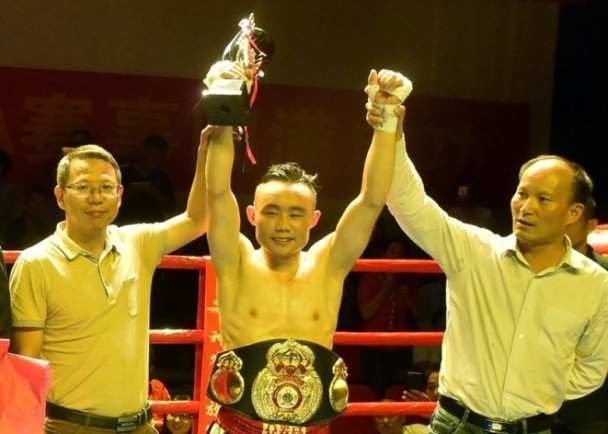 勵志!外賣小哥奮戰3載 成中國WBA青年拳王|即時新聞|大陸|on.cc東網