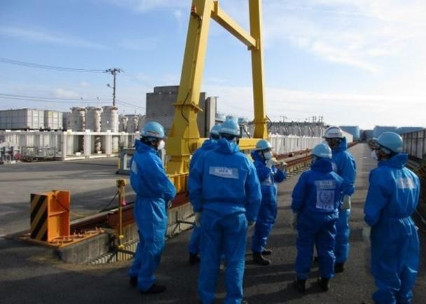福島除核或需時40年 東電建休息大樓予員工長期作戰|即時新聞|亞歐非|on.cc東網