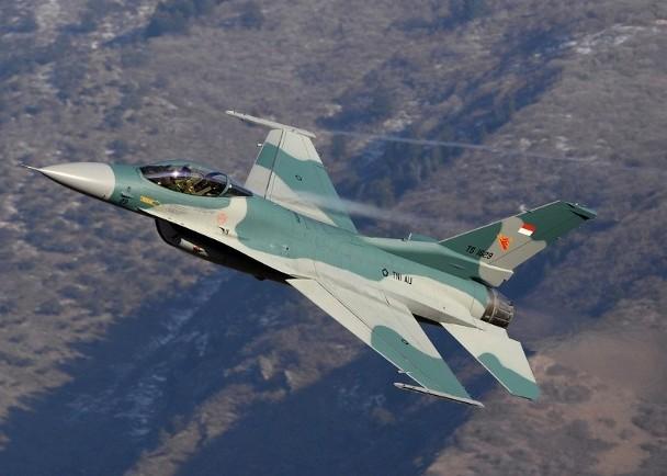 齋戒月期間 F-16低飛做「早飯鬧鐘」|即時新聞|亞歐非|on.cc東網