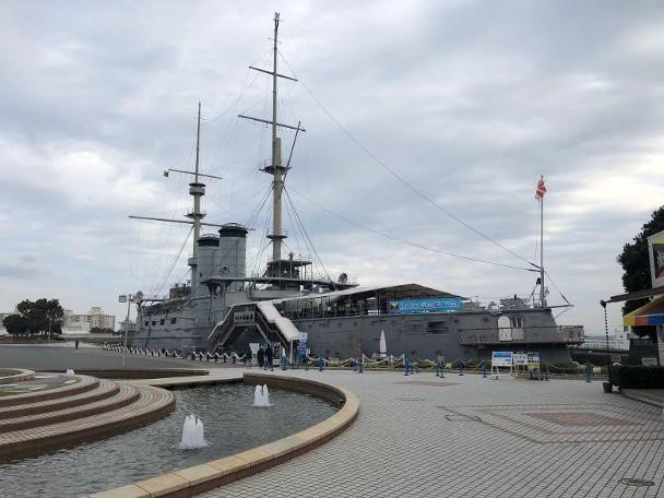 橫須賀限時旅遊節目 三笠號紀念艦上浸溫泉 即時新聞 亞歐非 on.cc東網