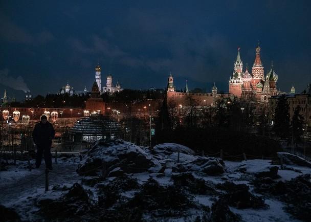 莫斯科最暖1月 高平均氣溫9.3°C 即時新聞 亞歐非 on.cc東網
