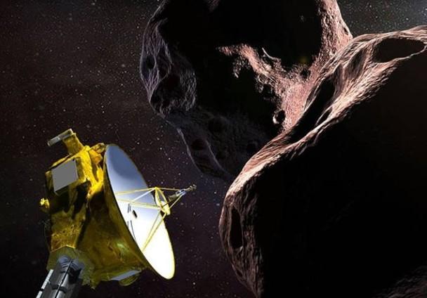 新視野號於元旦掠過最遠天體 NASA直播揭神秘外貌 即時新聞 美洲 on.cc東網