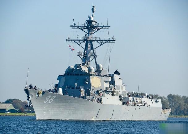 美艦阿曼灣截載伊朗導彈零件小船 疑支援也門叛軍 即時新聞 美洲 on.cc東網
