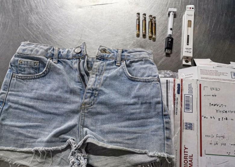 美國郵件查獲含大麻電子煙油 北京緝私部門接手處理|即時新聞|美洲|on.cc東網