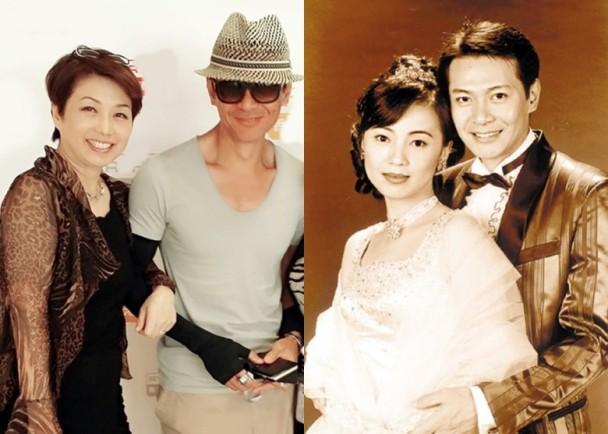 重提婚外情 江華夫婦再遇鄧萃雯唔尷尬|即時新聞|東網巨星|on.cc東網