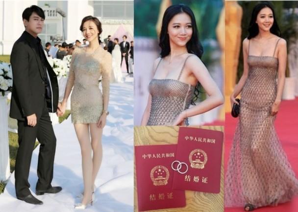 朱孝天傳與大陸女星韓雯雯領證 即時新聞 東網巨星 on.cc東網