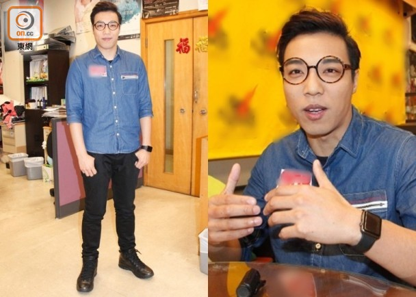 自資6位數出碟!37歲鄭世豪做樂壇新人 即時新聞 東網巨星 on.cc東網