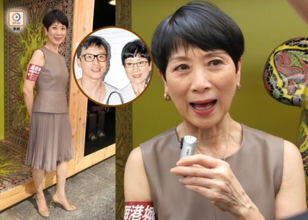 陳寶珠從不責罵楊天經|即時新聞|東網巨星|on.cc東網