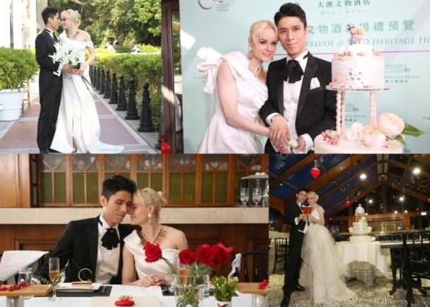 跟足大澳傳統!陳明恩未婚夫預演婚禮|即時新聞|東網巨星|on.cc東網