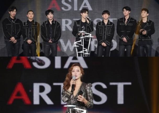 《AAA》:金喜善奪大獎 EXO成大贏家 即時新聞 東網巨星 on.cc東網