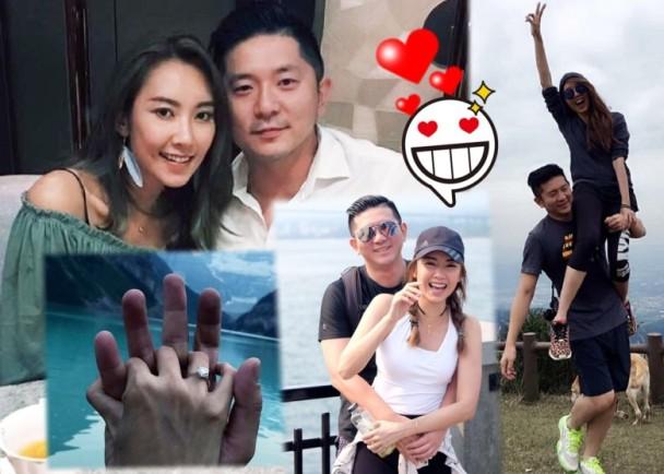 明年1月結婚 陳詩雅仲未訂酒席|即時新聞|東網巨星|on.cc東網