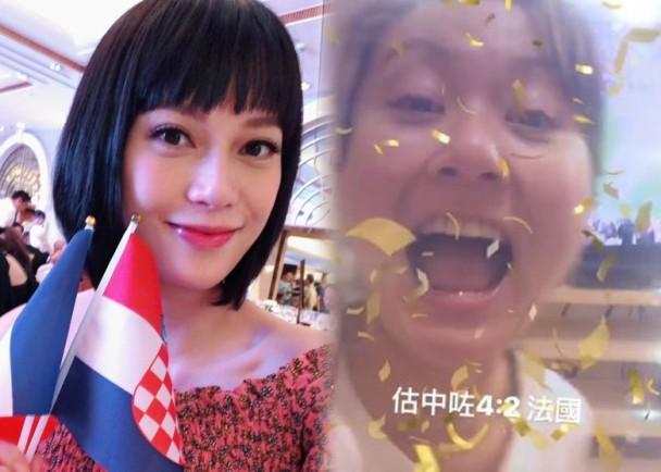 吳日言自嘲「燈神」 黃宇詩估中法國贏波 即時新聞 東網巨星 on.cc東網