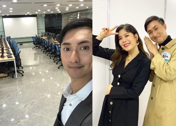 嚴崇天孖舊同事佛山開培訓公司 即時新聞 東網巨星 on.cc東網
