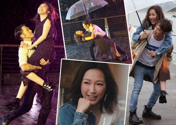 Sweet爆雨中跳舞!葉巧琳畀麥秋成舉起 即時新聞 東網巨星 on.cc東網