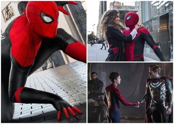 《蜘蛛俠:決戰千里》威盡中港票房大破紀錄|即時新聞|東網巨星|on.cc東網