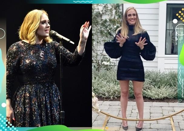 減肥一百磅 Adele生日再騷瘦身成果|即時新聞|東網巨星|on.cc東網