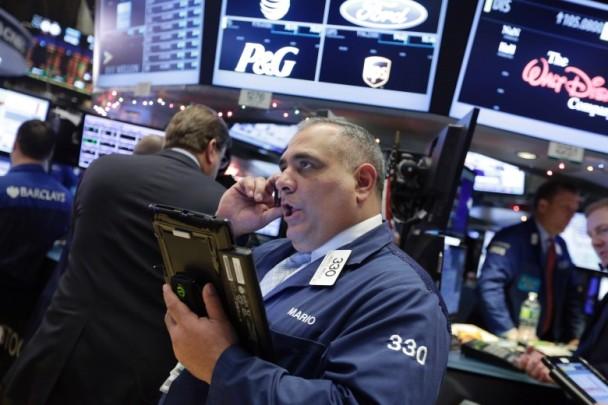 美股全日升轉跌 道指收挫34點|即時新聞|財經|on.cc東網