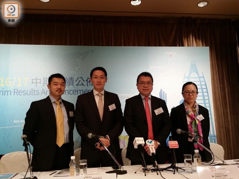 華南城:主席轉讓股份予中洲 屬強強聯合|即時新聞|財經|on.cc東網