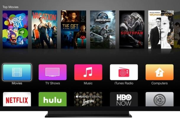 蘋果公司計劃發布升級版Apple TV機頂盒|即時新聞|財經|on.cc東網