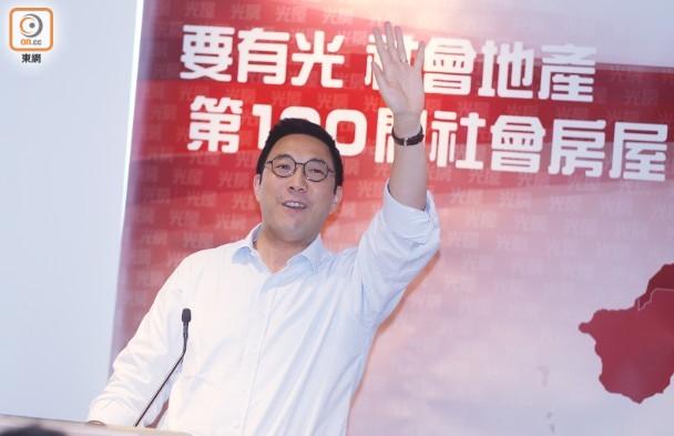 李律仁獲委任金融發展局主席|即時新聞|財經|on.cc東網