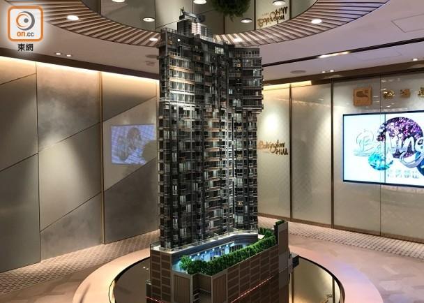 巴丙頓山加推24伙 頂層折實呎價5.3萬挑戰新高 即時新聞 財經 on.cc東網
