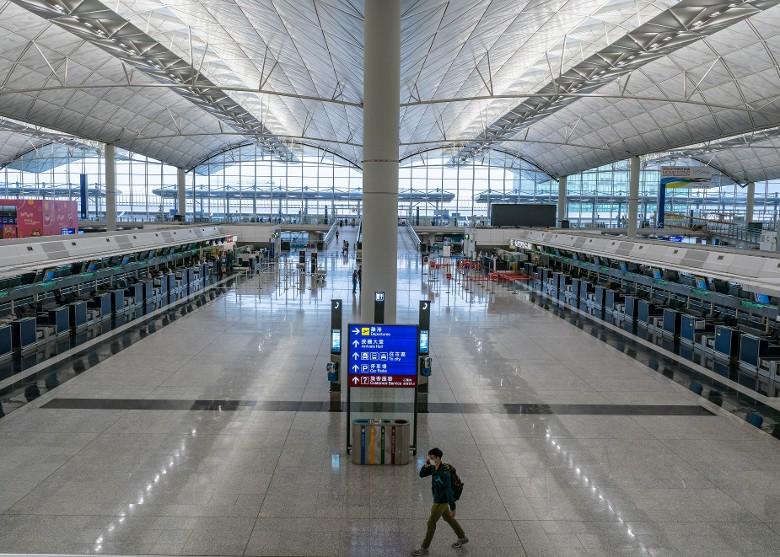 【旅業蕭條】香港國際機場5月客運量按年銳減99% 即時新聞 財經 on.cc東網