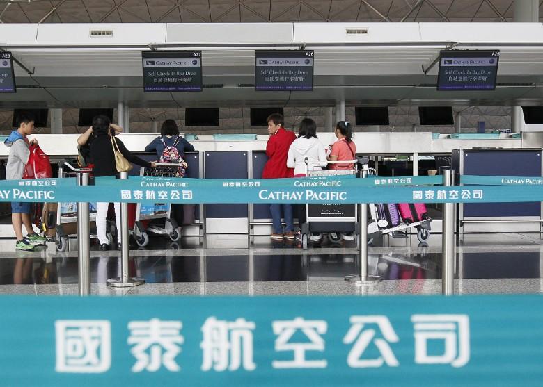 【無底深潭】國泰航空及太古股價齊齊再破底|即時新聞|財經|on.cc東網