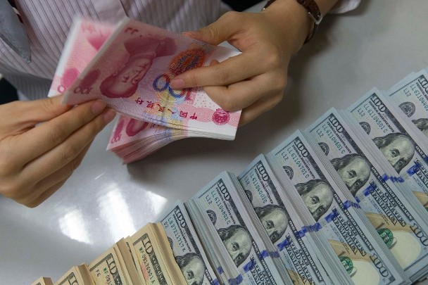 人民幣速遞:中間價升至6.9848 兌每百港元報90.2|即時新聞|財經|on.cc東網