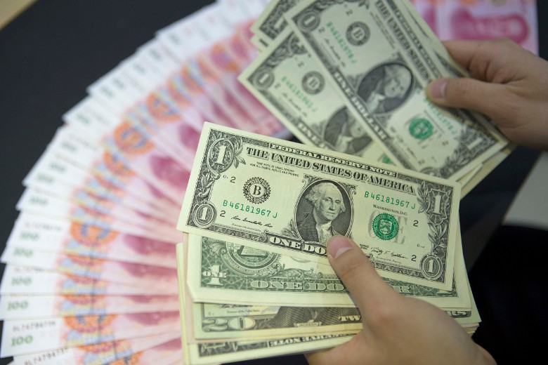 Ajaran Kurang: 人民幣速遞:中間價升至6.9325 兌每百港元報89.3 - on.cc東網