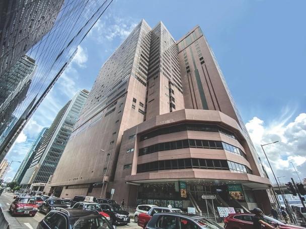北角柯達大廈1期全幢放售 市值料約15億元|即時新聞|財經|on.cc東網
