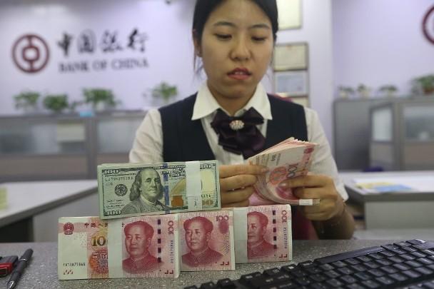 人民幣速遞:中間價跌至6.5484 兌每百港元報84.69|即時新聞|產經|on.cc東網