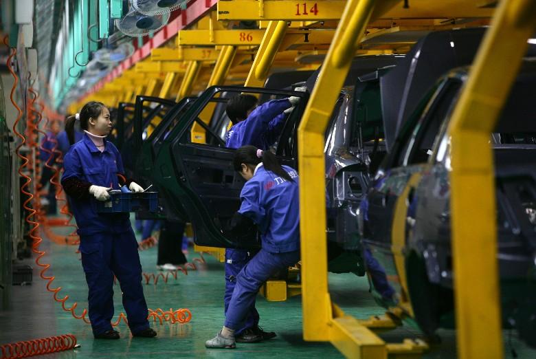 中國1月官方製造業PMI降至51.3 遜預期|即時新聞|產經|on.cc東網